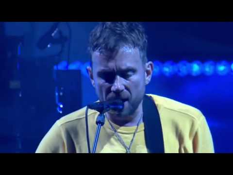 "Gorillaz ""On Melancholy Hill"" Rock Am Ring LIVE at Rock Am Ring 2018"