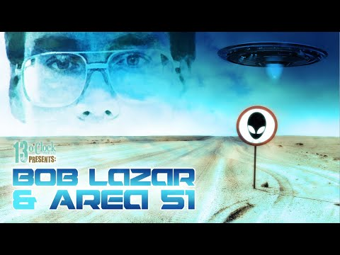 198: Bob Lazar and Area 51