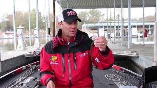 KVD on the Strike King Bullworm (Bass Fishing Lures)