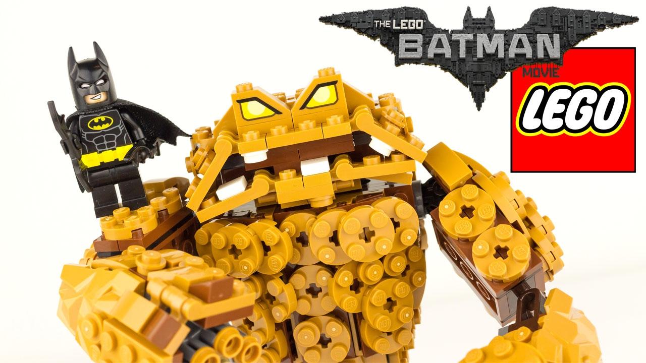 Splat Attack Toy Review Batman Movie 70904 Warnerbros Clayface Speedbouildlegobatmanmovie Lego 3FJcluTK1