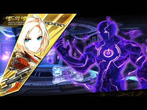 [Elsword] T.Crimson Rose 4-Y Add's Energy Fusion Theory