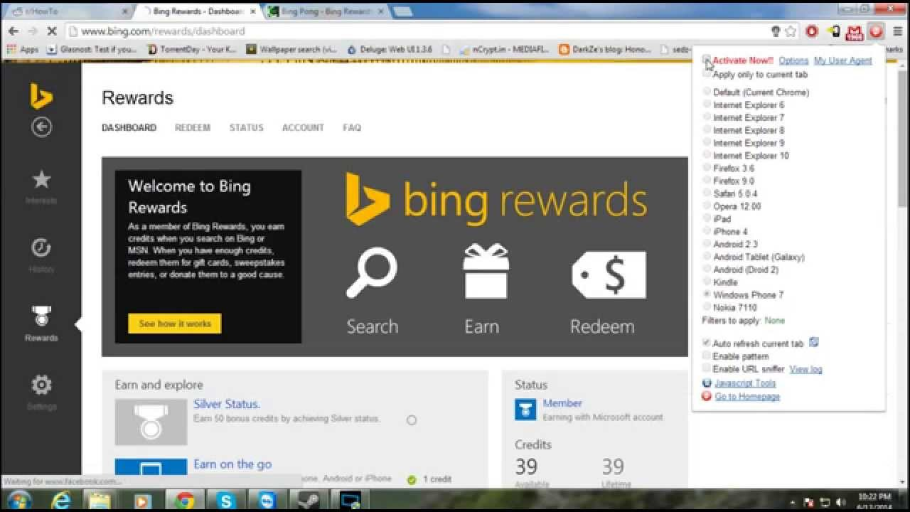 bing pong mobile search how to youtube