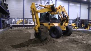 Quickly turning your ahlmann into an excavator
