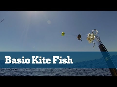 Florida Sport Fishing TV Kite Fishing Rigs; How To Tie Kite Fishing Rigs