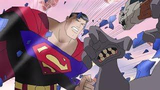 Justice League | Battle Of Atlantis | DC Kids
