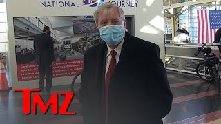 Sen. Lindsey Graham Chooses Inauguration Over Trump Farewell, Heavy Security at Airport | TMZ