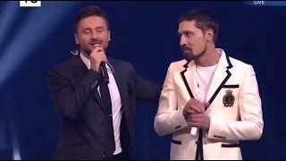 Дима Билан и Сергей Лазарев- Прости Меня! ПРЕМЬЕРА! На Премии Муз-ТВ 2017! HD