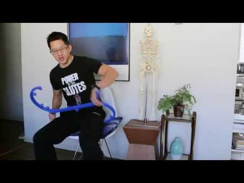 A Great Self-massage Tool For Your Hips, Shoulders, And Back