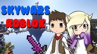 SKYWARS EN ROBLOX | Roblox con Lyna