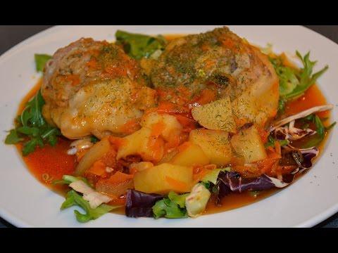 блюда с капустой узбекские