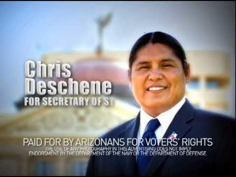 Chris Deschene for AZ Secretary of State (FROM:30)