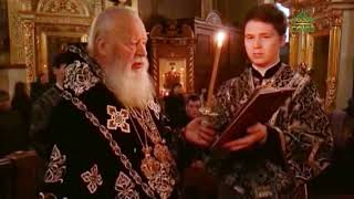 Пассия с чтением акафиста Страстям Христовым в Одессе