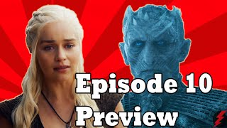Game Of Thrones Season 6 Episode 10 Preview Breakdown