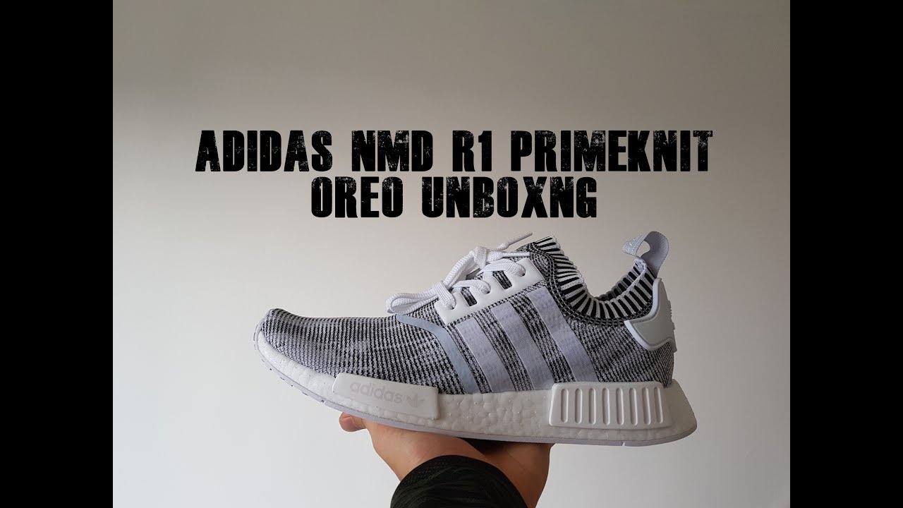 Adidas NMD R1 Runner PK OG Primeknit S79168 SOLD OUT