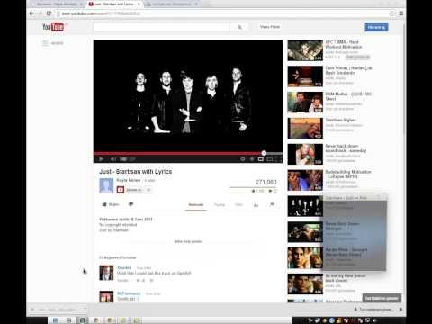 Youtube Video Sesini Mp3 Dönüştürme