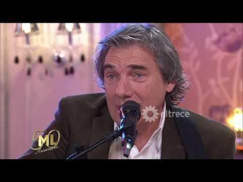 "Facundo Saravia tocó ""La nochera"" en la mesa de Mirtha"