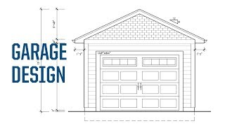 Garage Design and Architectural Plans   Home Designer Software