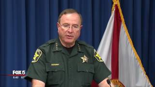 Florida sheriff blasts gun store after burglary