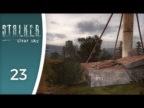 Permission to go undeground, Sir? - Let's Play STALKER: Clear Sky #23