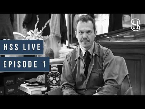 HSS Live, Episode 1: Matt Hranek Interview
