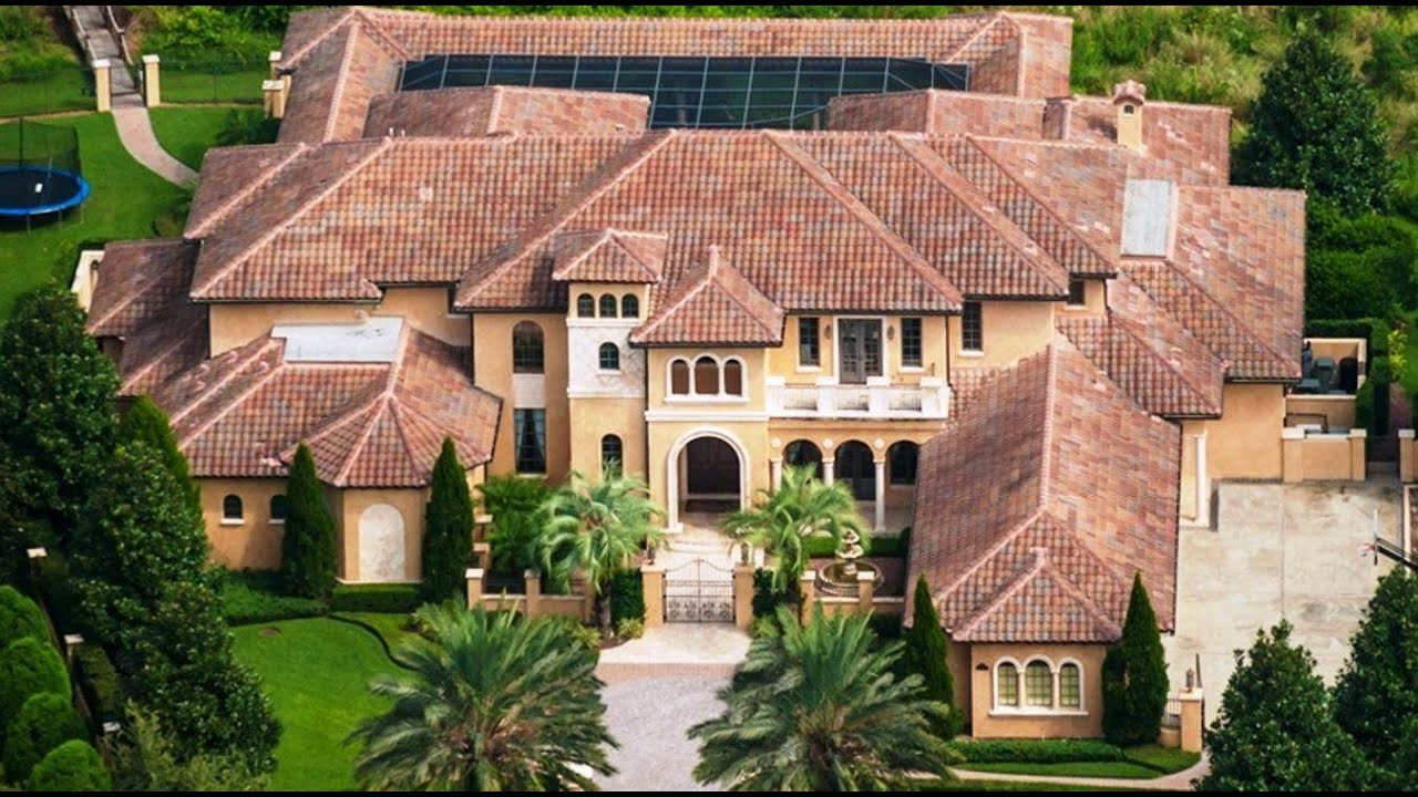 Reserve At Lake Butler Sound Windermere Luxury Home