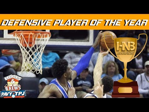 HNB Awards | NBA Defensive Player of The Year
