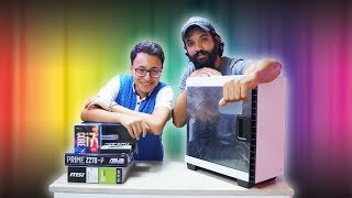 أخيرا شريت Gaming PC جديد !