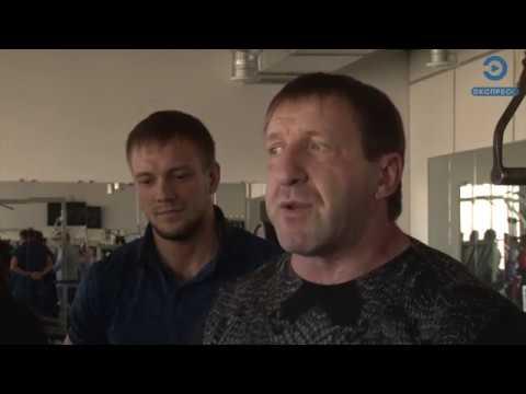 Пензенские бодибилдеры готовятся к кубку городов России