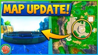 *BREAKING* RAKET IS WEG IN NIEUWE UPDATE!!! - Fortnite: Battle Royale