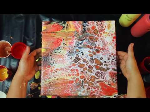 fluid-art-acrylic-pouring-heel-veel-cellen-met-van-bleijswijck-pouring-medium!-zelf-verf-gieten