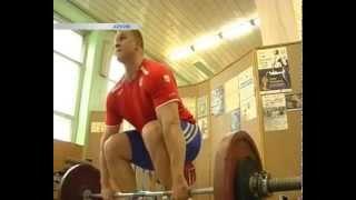 Муромский тяжелоатлет  Геннадий Муратов выступит на чемпионате Европы