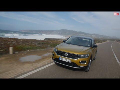Volkswagen T-Roc – nowy wzorzec rodzinnego auta