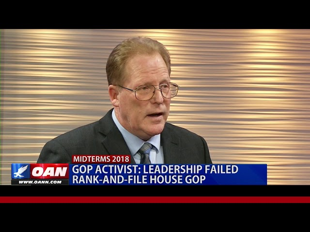 GOP Activist: Leadership failed rank-and-file House GOP