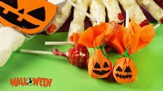 СЛАДКИЕ ПОДАРКИ НА ХЭЛЛОУИН за 5 минут! БЮДЖЕТНО И ПРОСТО DIY Halloween