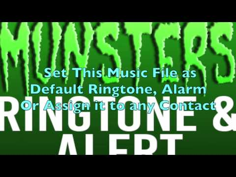The Munsters Ringtone and Alert