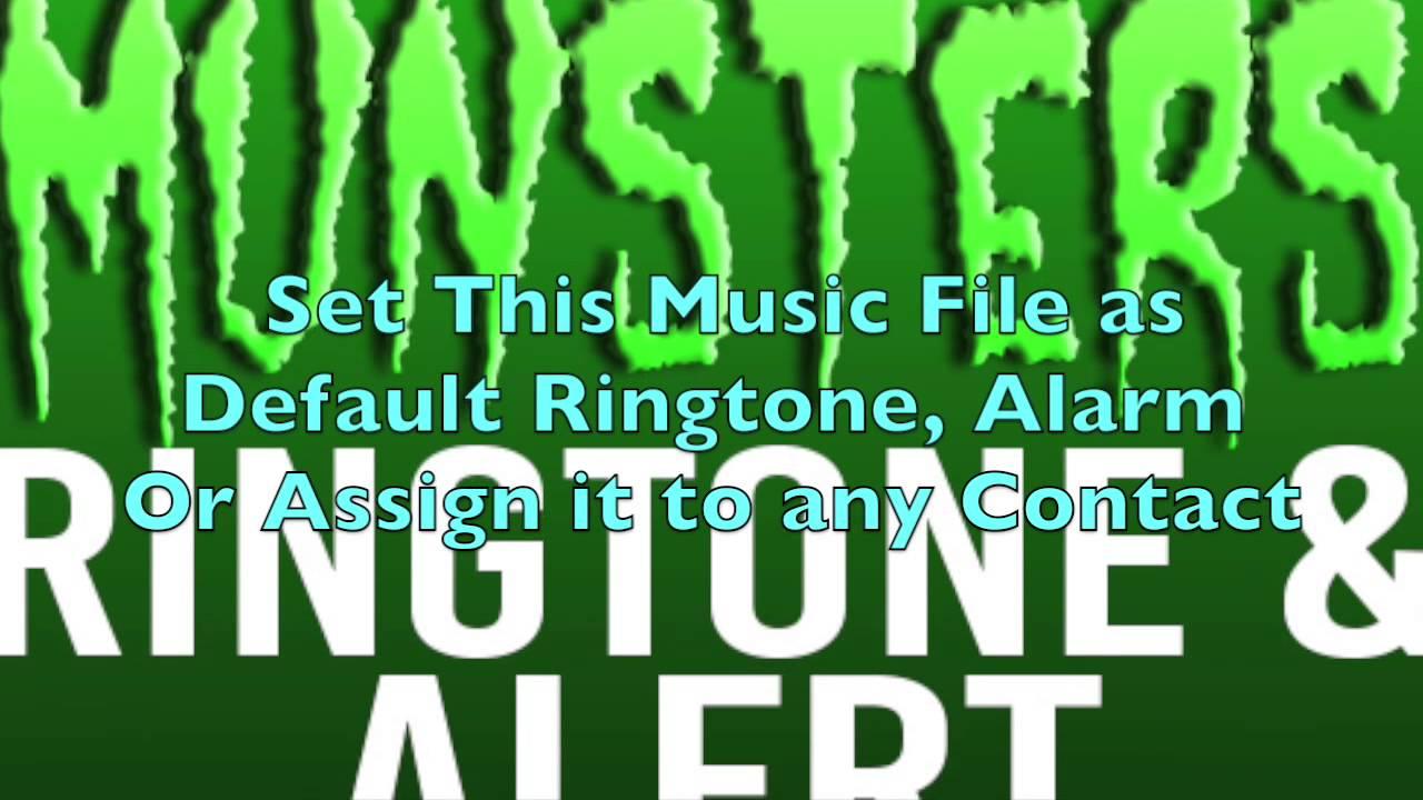 The munsters trap remix ringtone youtube.