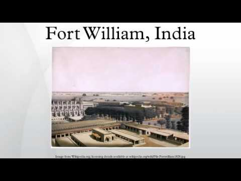 Fort William, India