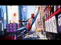 An Inside Look at Marvel's Spider-Man for PS4 Marvel's Spider-Man | PGW 2017 Trailer | PS4 Marvel's Spider-Man (PS4) 2017 E3 Gameplay Reaction