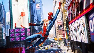 SPIDERMAN (PS4) Gameplay Walkthrough DEMO PS4 Exclusive 2018 - Developer Commentary