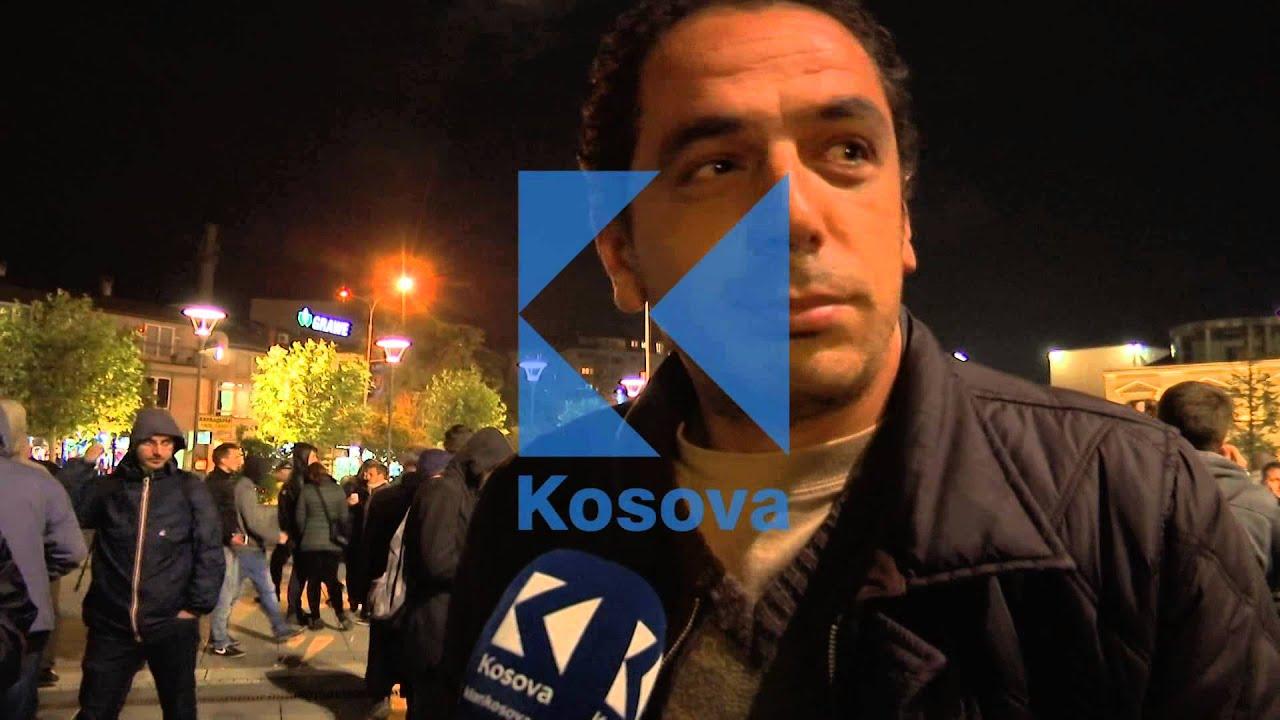 Protestuesit para Kuvendit - 23.10.2015 - Klan Kosova