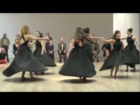 Tanzaufführung Sasha Waltz & Guests: Rebonds in der Fondation Beyeler (2)