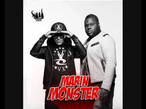 Marin Monster Feat X Gangs - Clones Aqueux (Audio)