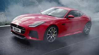 2019 Jaguar F-TYPE - Designed to deliver pure driving pleasure - ROGEE