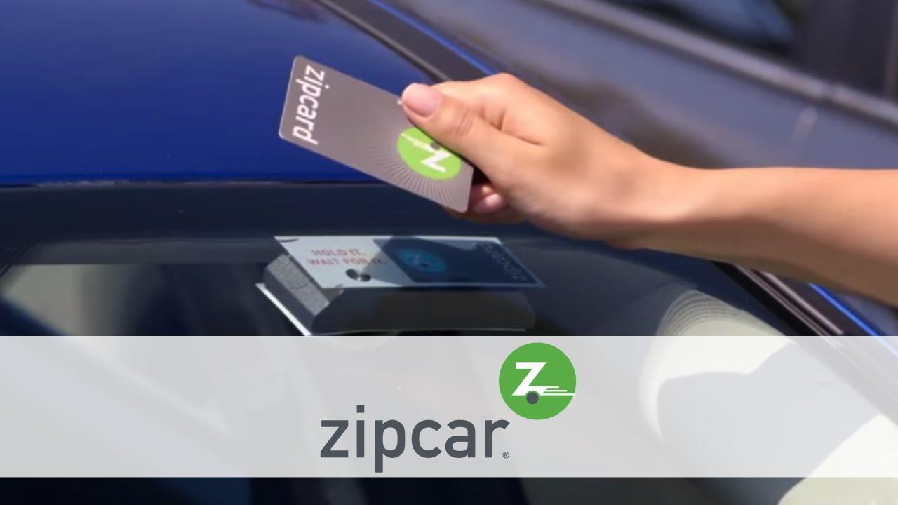How To Unlock Your Zipcar Youtube