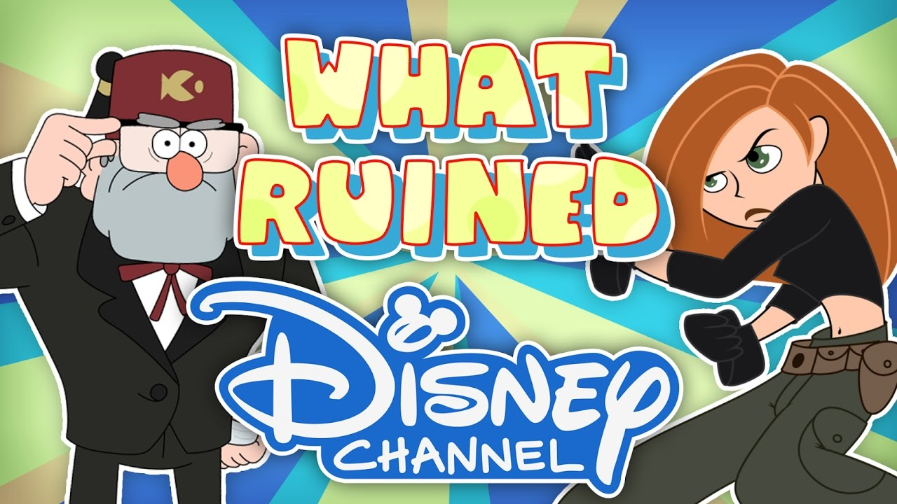 What RUINED Disney Cha...