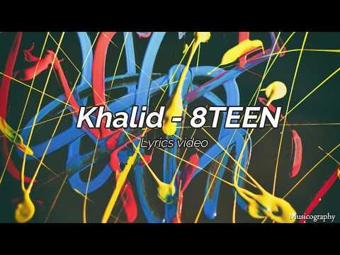[eng/han]-khalid-8teen-//lyrics-video