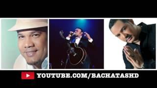 Hector Acosta VS Anthony Santos VS Frank Reyes - Bachata MIX 2017 [UNA HORA COMPLETA]