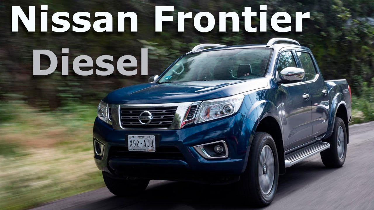 Nissan Np300 Frontier Diesel 2019 Car Design Today