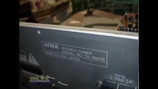 Ремонт музыкальных центров AIWA TX-N9 Tuner