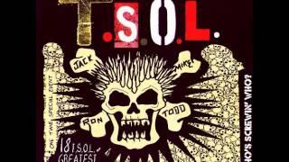 T.S.O.L. Who's Screwin' Who? (2005) Full Album